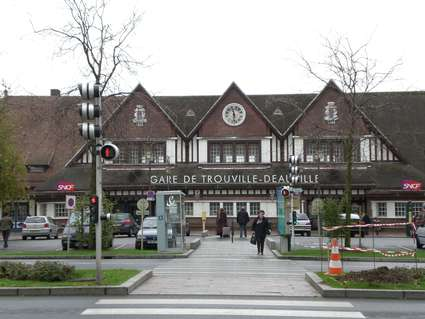 Gare de Trouville - Deauville