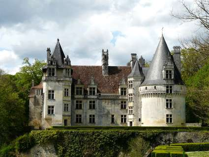 Château de Puyguilhem (Villars)
