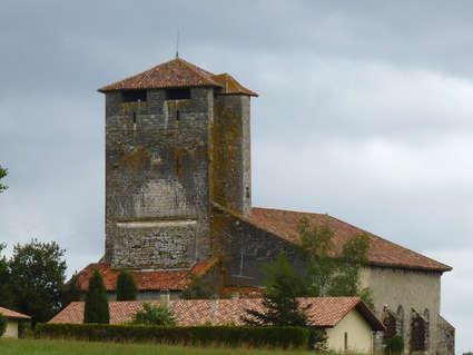 Église Saint-Pierre de Brocas