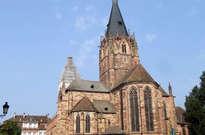 Abbatiale Saint-Pierre-et-Saint-Paul de Wissembourg -