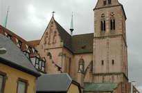 Église Saint-Pierre-le-Jeune protestante de Strasbourg -
