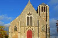 Église Saint-Jean-de-la-Chaîne de Châteaudun -