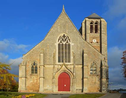 Église Saint-Jean-de-la-Chaîne de Châteaudun
