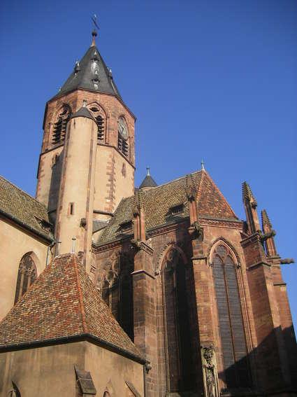 Église Saint-Georges de Haguenau