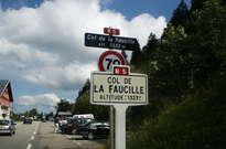 Col de la Faucille -