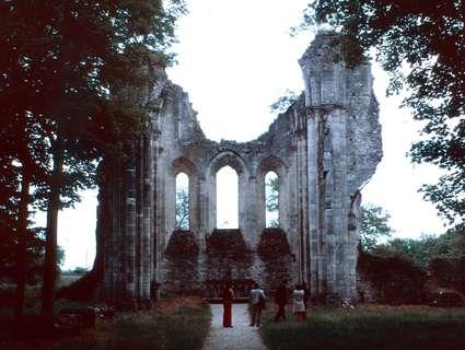 Abbaye de Preuilly