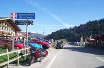 Col des Aravis -