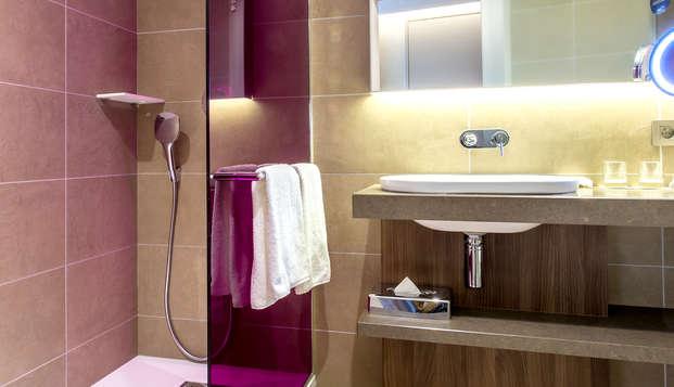 Radisson Blu Lyon - Bathroomn