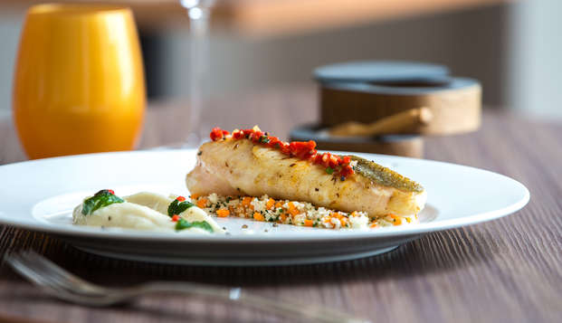 Radisson Blu Lyon - Diner
