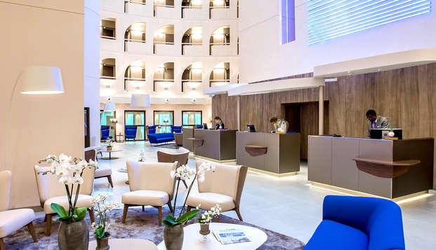 Radisson Blu Lyon - Reception