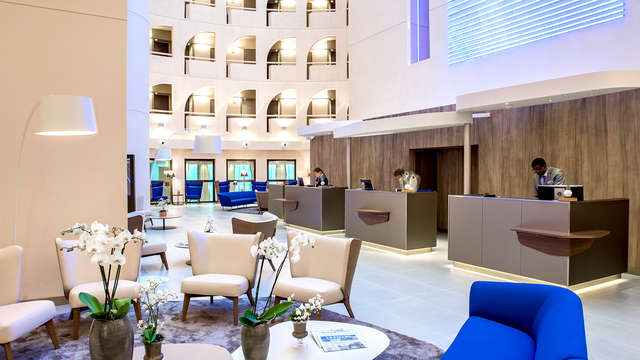 Radisson Blu Lyon - Reception