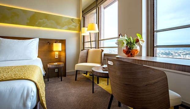 Radisson Blu Lyon - Room