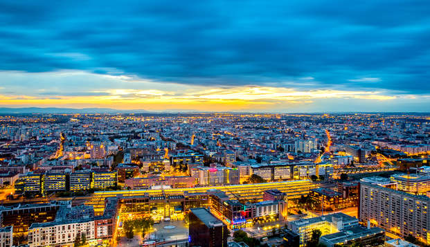 Radisson Blu Lyon - View
