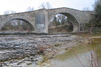 Pont roman de Mane -