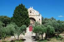 Chapelle Saint-Gabriel de Tarascon -