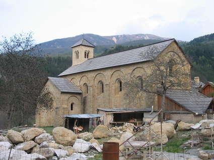 Abbaye Notre-Dame de Boscodon