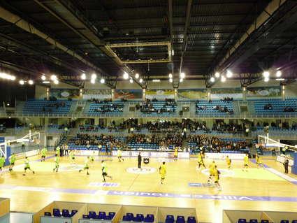 Palais des sports Jauréguiberry