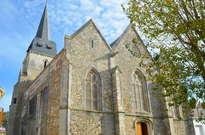 Église Saint-Gilles de Saint-Gilles-Croix-de-Vie -