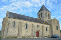 Église Notre-Dame de La Chaize-Giraud -