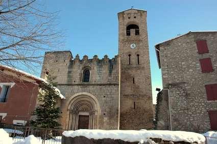Église Sainte-Marie de Corneilla-de-Conflent
