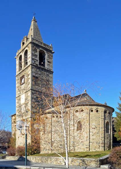 Église Saint-Martin d'Ur