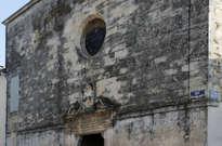 Chapelle des Pénitents blancs d'Aigues-Mortes -