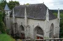 Chapelle Sainte-Barbe du Faouët -
