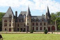 Château du Bois-Cornillé -