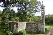 Chapelle de la Trinité de Lanvénégen -