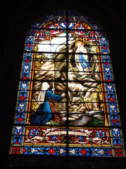 Église Saint-Denis de Toury