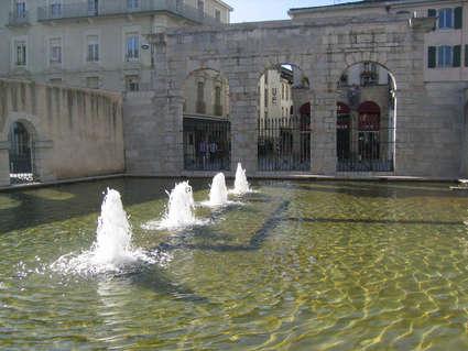 Fontaine Chaude