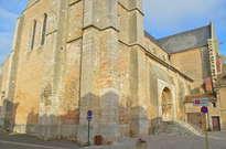 Église Saint-Valérien de Châteaudun -