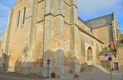 Église Saint-Valérien de Châteaudun