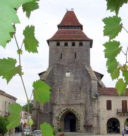 Église Notre-Dame de Labastide-d'Armagnac
