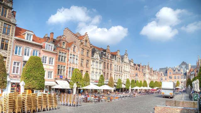 Charmeweekend nabij Leuven