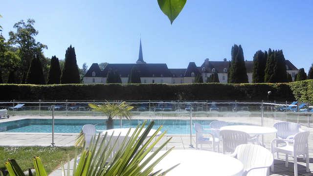 Chateau de Gilly - CG-piscine