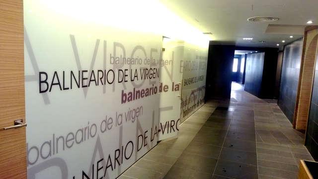 Nuevo Hotel balneario de la Virgen