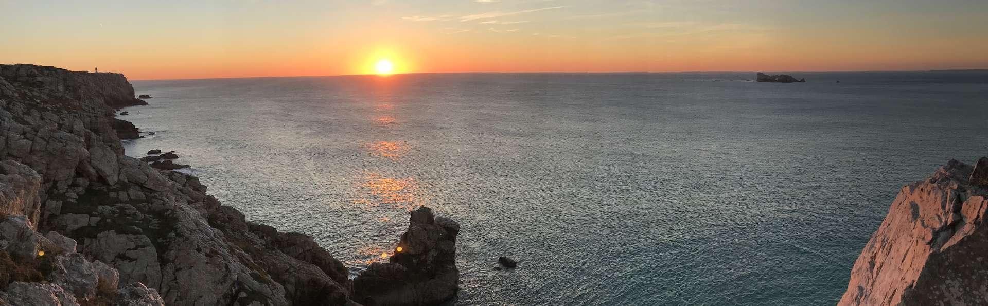 Evadez-vous au cœur de la magnifique presqu'île de Crozon