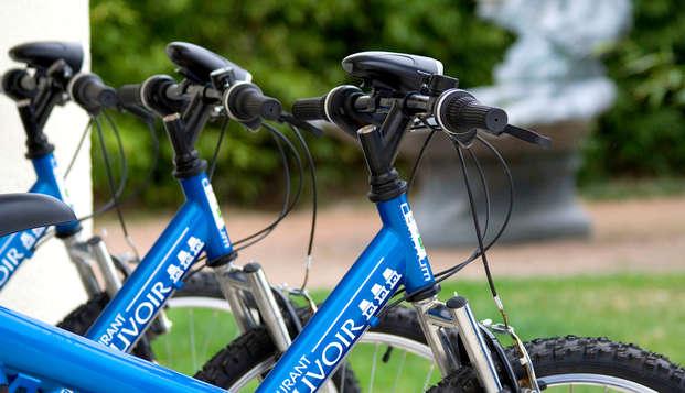 L Abreuvoir - Bike