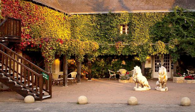 Escapade en amoureux dans une demeure de charme près de Nantes