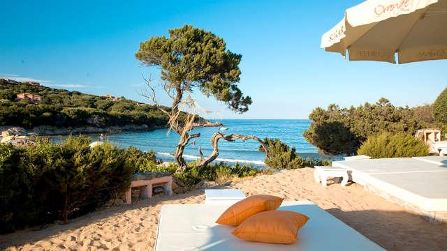 Romanticismo, lujo y mar cristalino en Porto Cervo