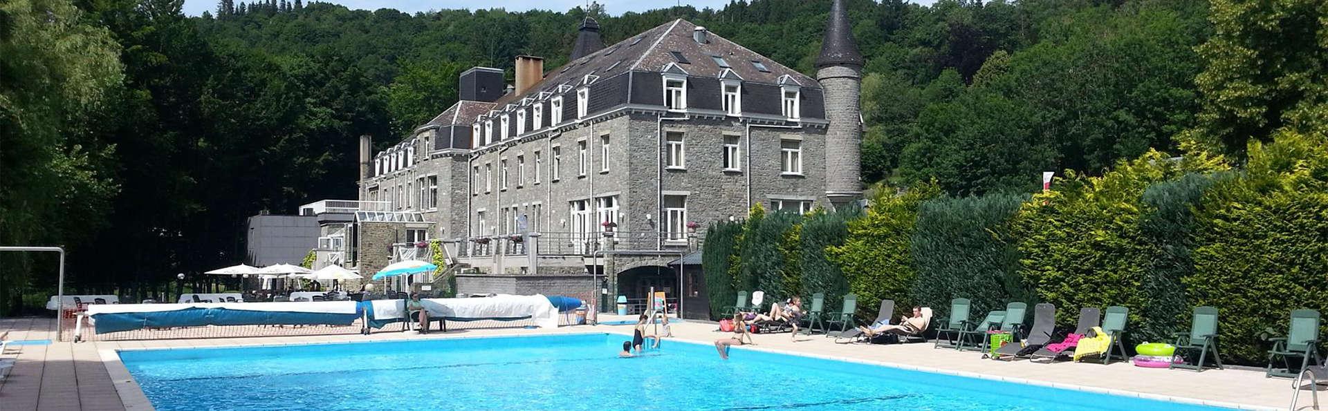 Estancia de deporte y naturaleza en La-Roche-en-Ardenne