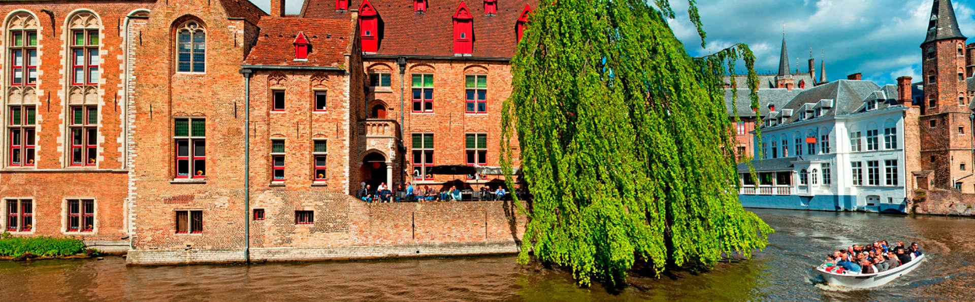 Citytrip au cœur de la magnifique ville de Bruges