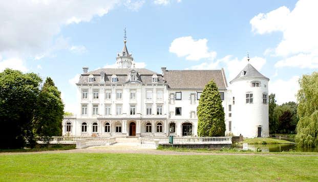 Overnachten in Château Bethlehem