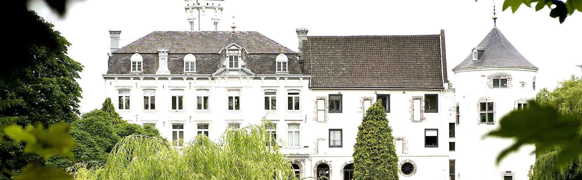 Charme et romance dans un ancien château de Maastricht