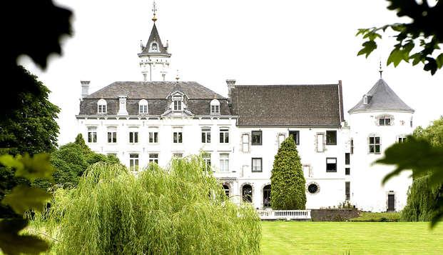 Charme en romantiek in een voormalig kasteel in Maastricht