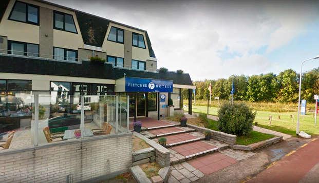 Week-end à vélo à Nieuwvliet-Bad (à partir 2 nuits)
