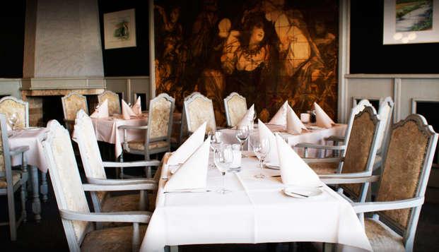 Week-end romantique avec dîner à Nieuwvliet-Bad