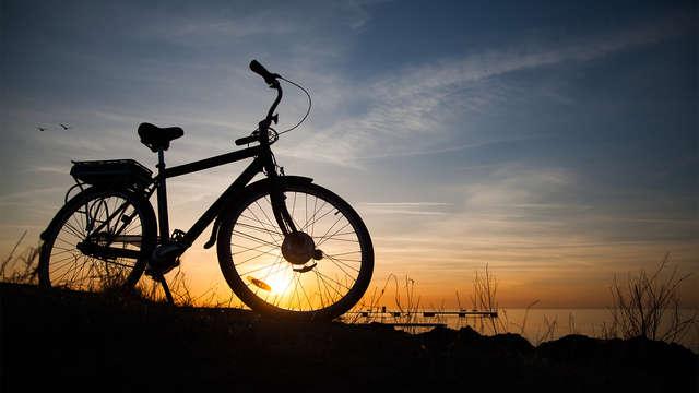 Week-end à vélo dans la nature du Brabant (à partir de 2 nuits)