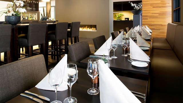 Week-end romantique avec dîner dans le Brabant (à partir de 2 nuits)